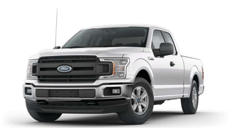 2019 Ford F-150 XL 4WD SUPERCAB 145 XL 4WD SUPERCAB 145